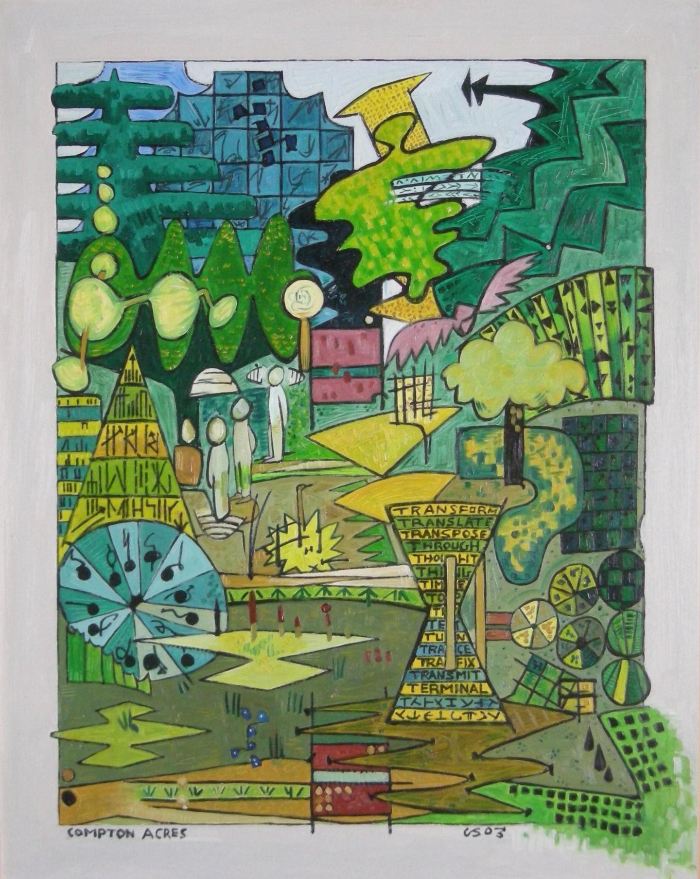 Gerald Shepherd - Compton Acres