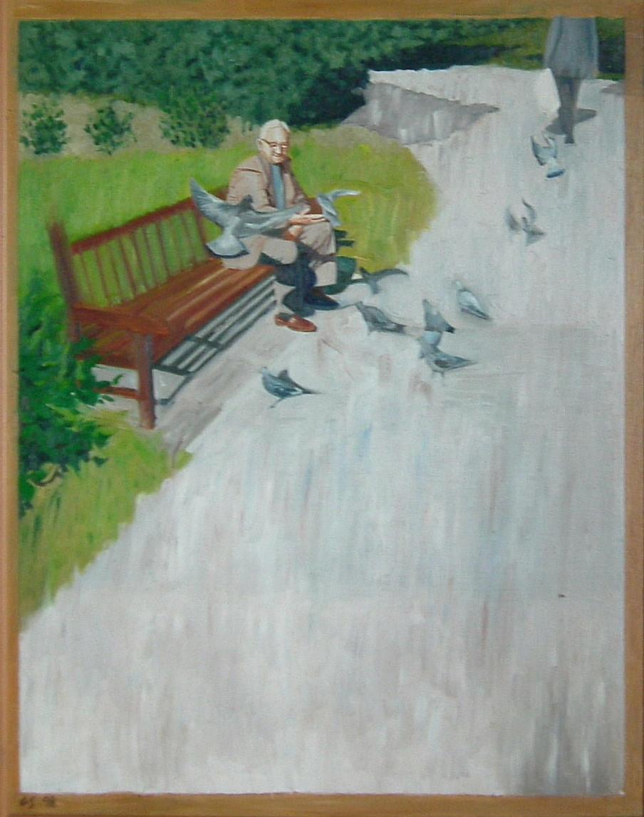 Gerald Shepherd - Park Life