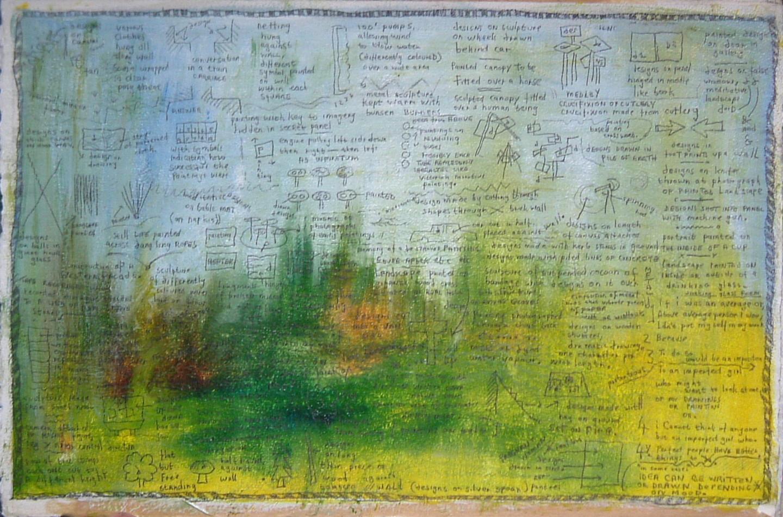 Gerald Shepherd - Spoilt Landscape