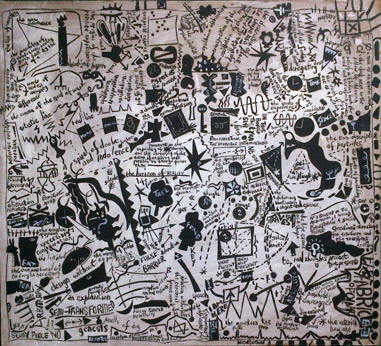 Gerald Shepherd - Study Piece