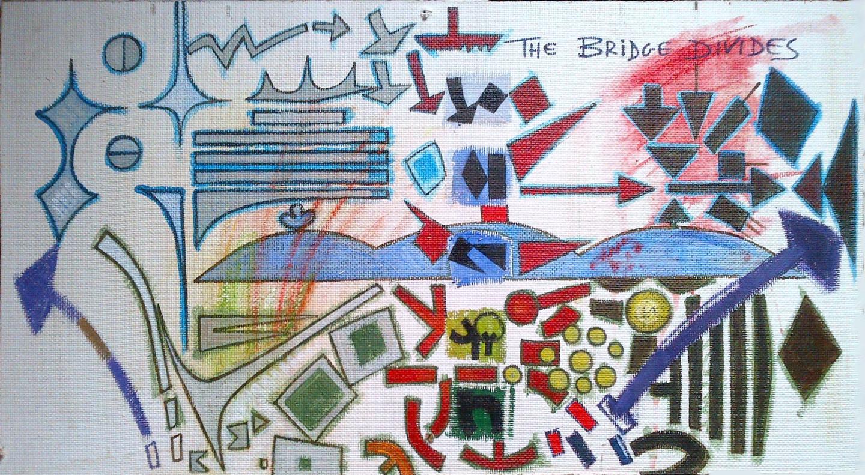Gerald Shepherd - The Bridge Divides