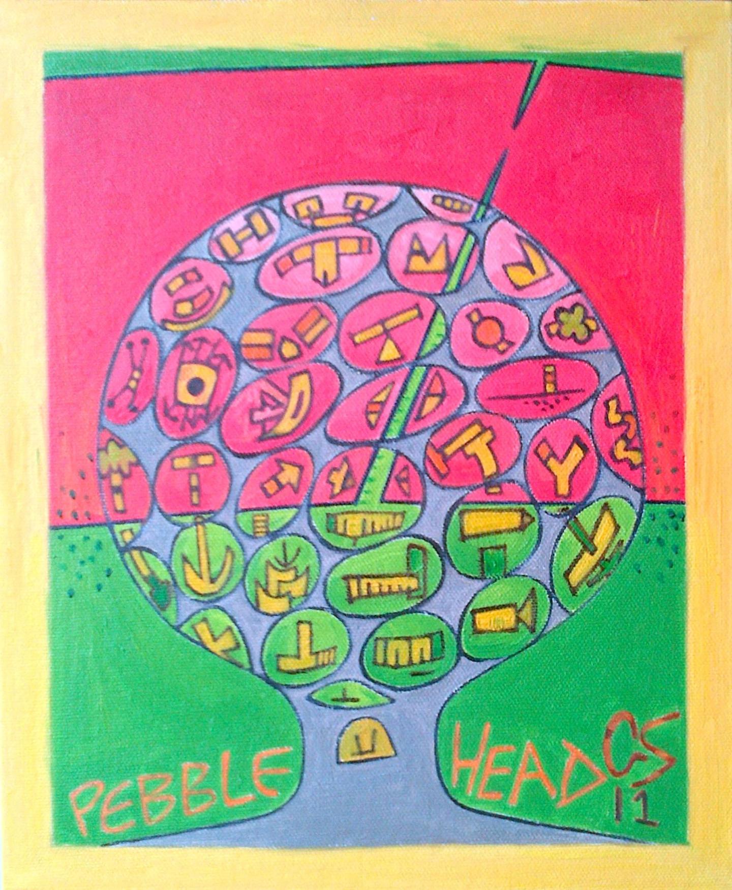 Gerald Shepherd - Pebble Head
