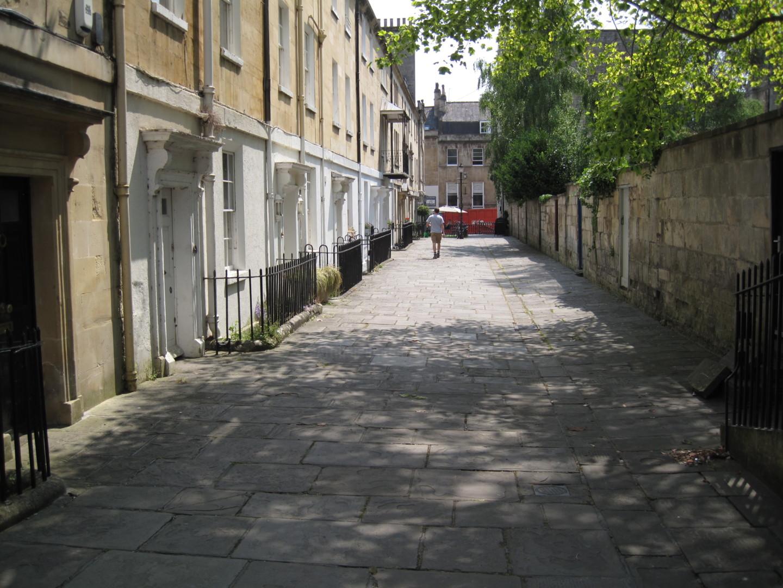 Gerald Shepherd - Bath Street
