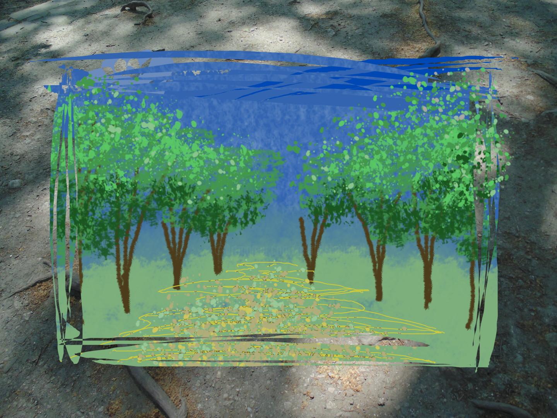 Gerald Shepherd - Forest Beneath A Forest