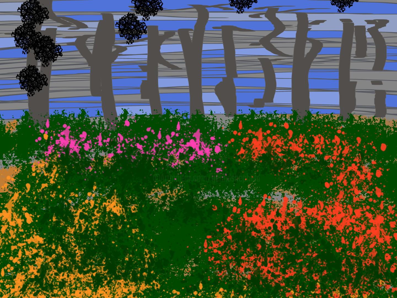 Gerald Shepherd - Summer Meadow