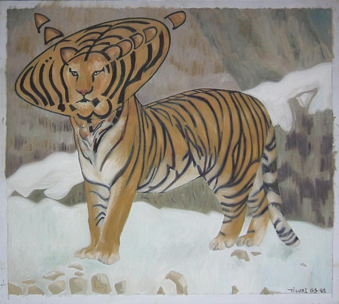 Gerald Shepherd - Tiger One