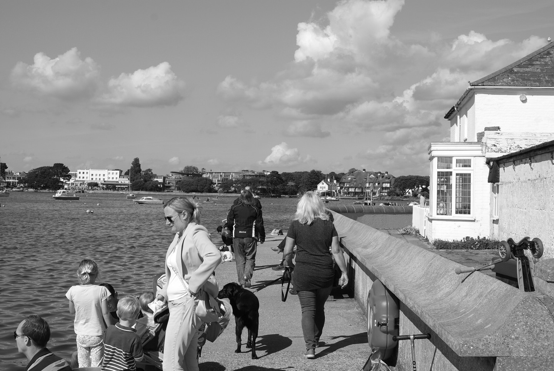 Gerald Shepherd - Mudeford Quay