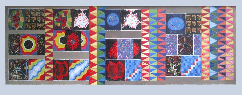 Gerald Shepherd - Decorative Meditation - Accumulative Bridge