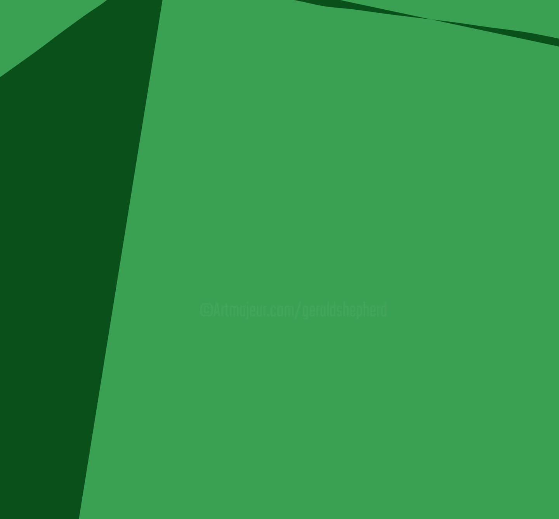Gerald Shepherd - Abstract Horizon
