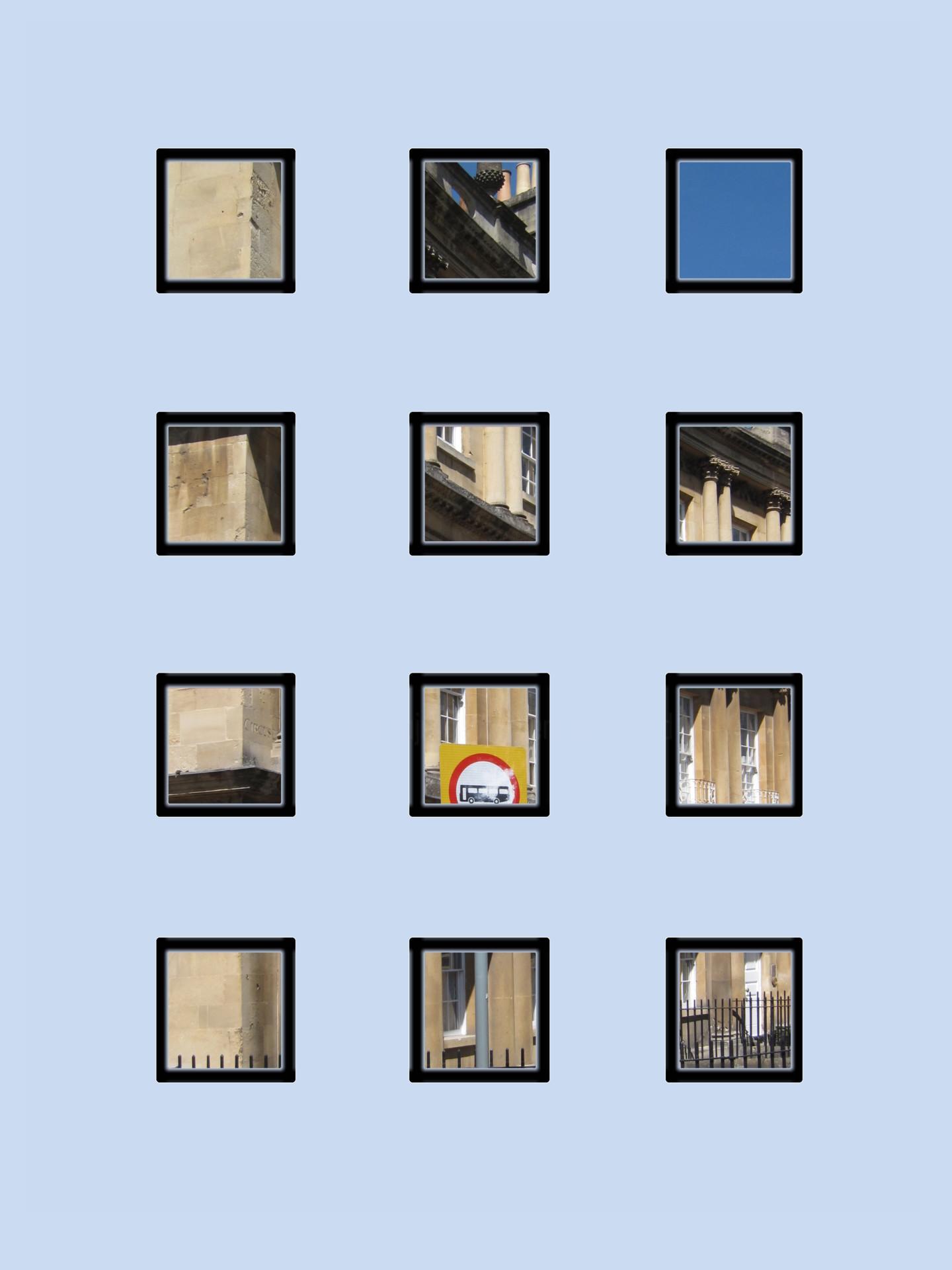 Gerald Shepherd - Twelve Views Of Bath