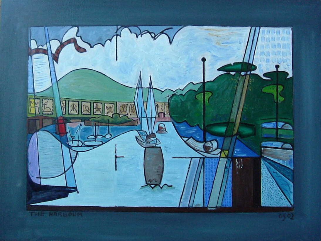 Gerald Shepherd - The Harbour
