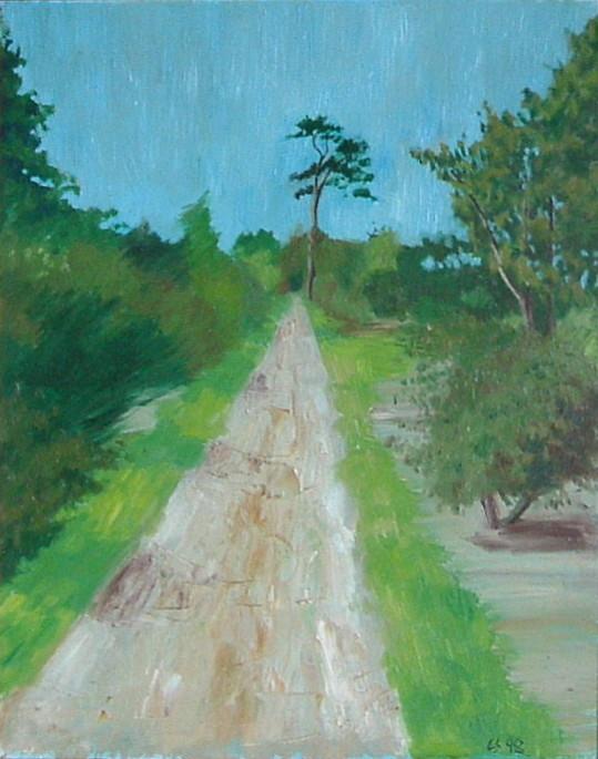 Gerald Shepherd - Woodland Ride