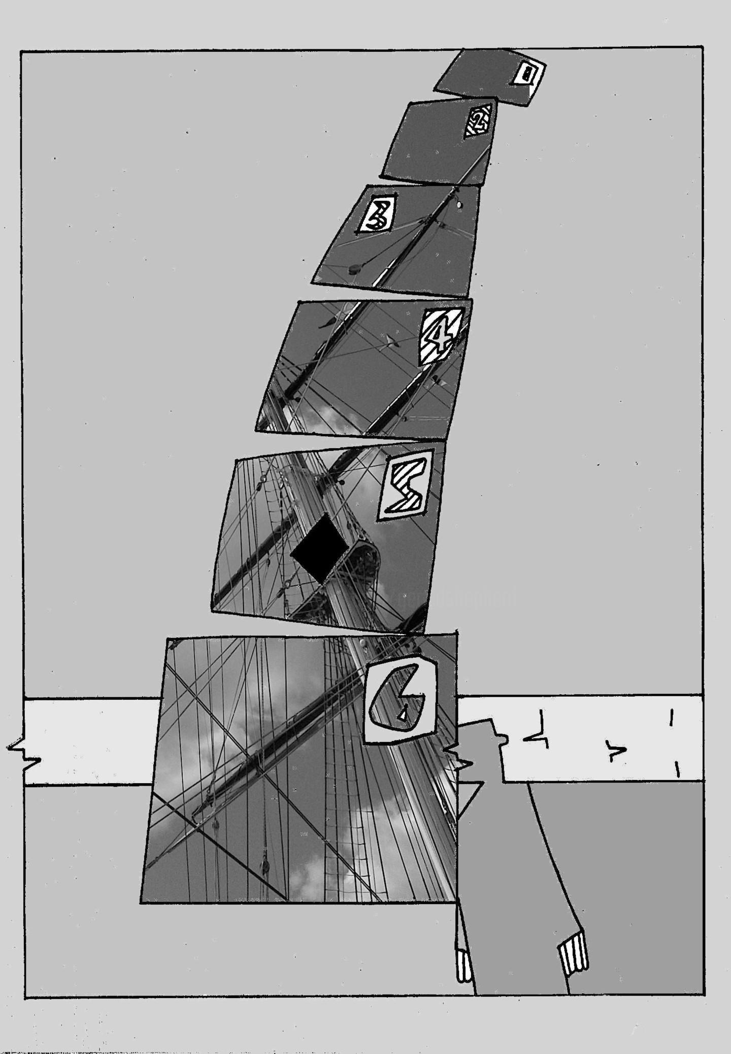Gerald Shepherd - The Mast