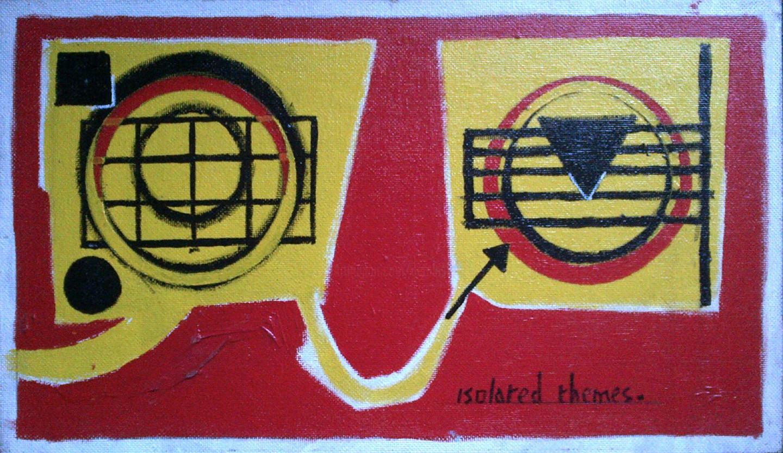 Gerald Shepherd - Isolated Themes