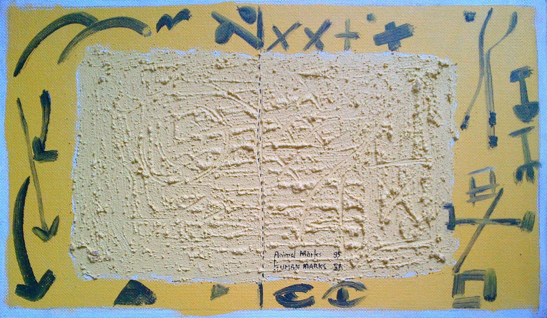 Gerald Shepherd - Animal Marks - Human Marks