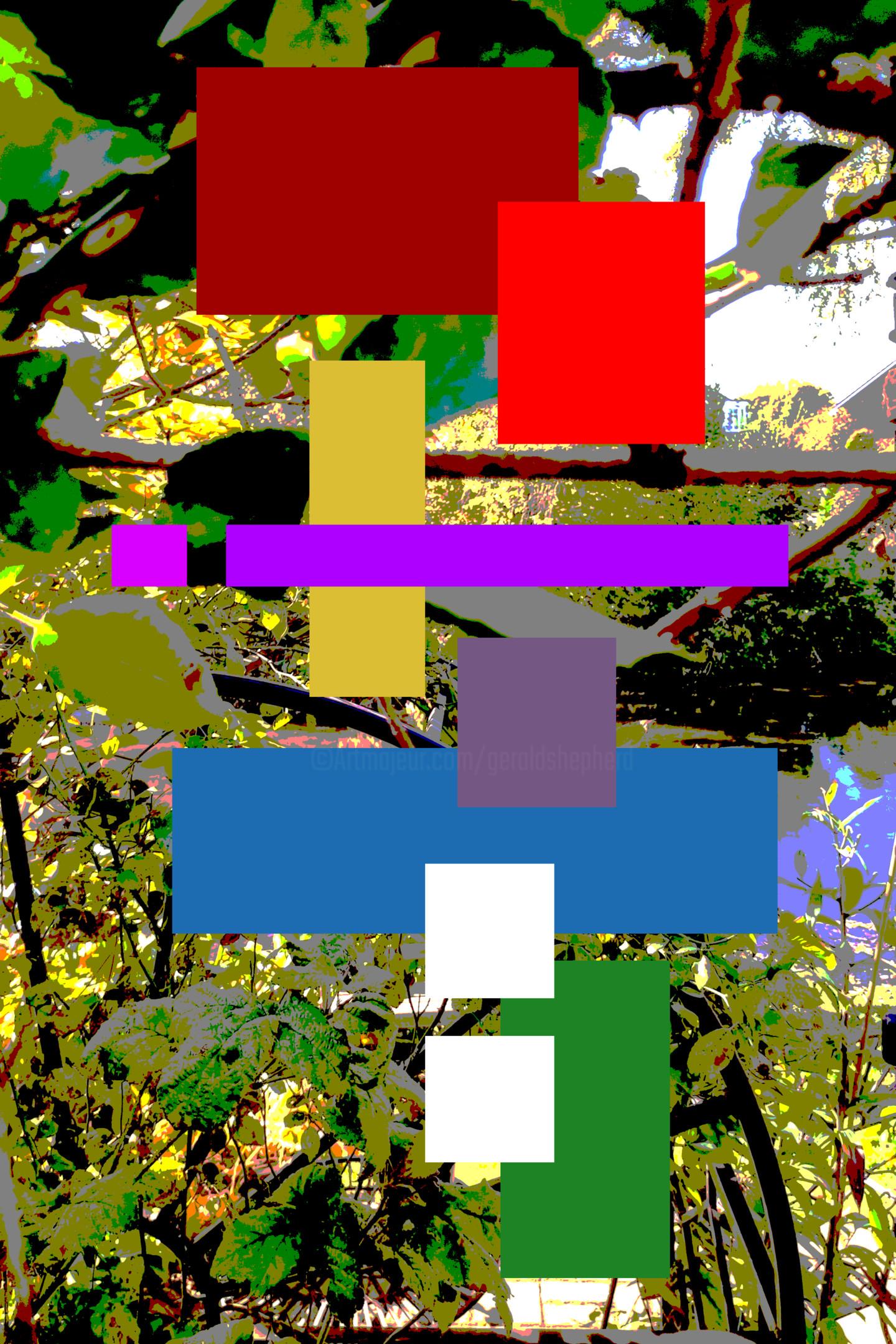 Gerald Shepherd - Descending Colour Sequence