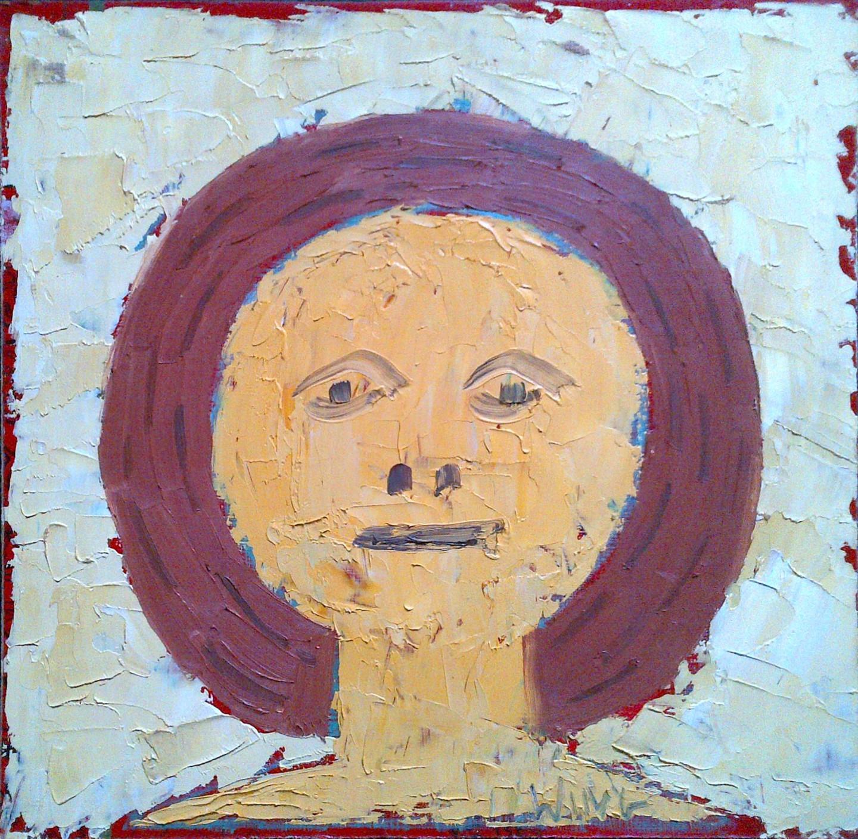 Gerald Shepherd - Girl's Head