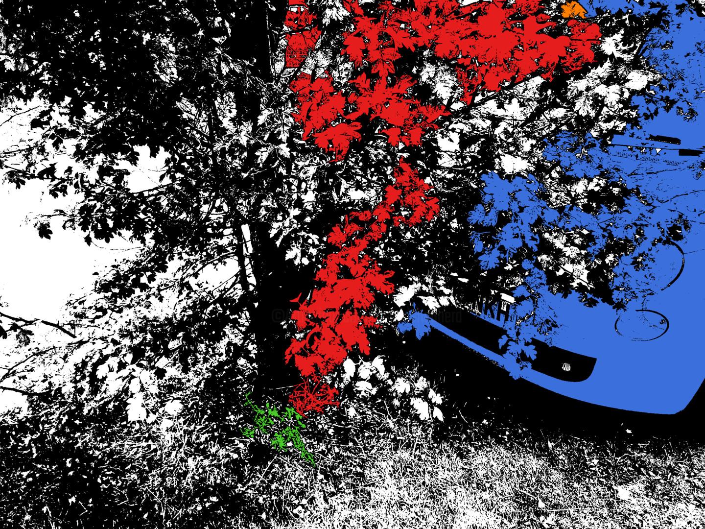 Gerald Shepherd - The Car Crash