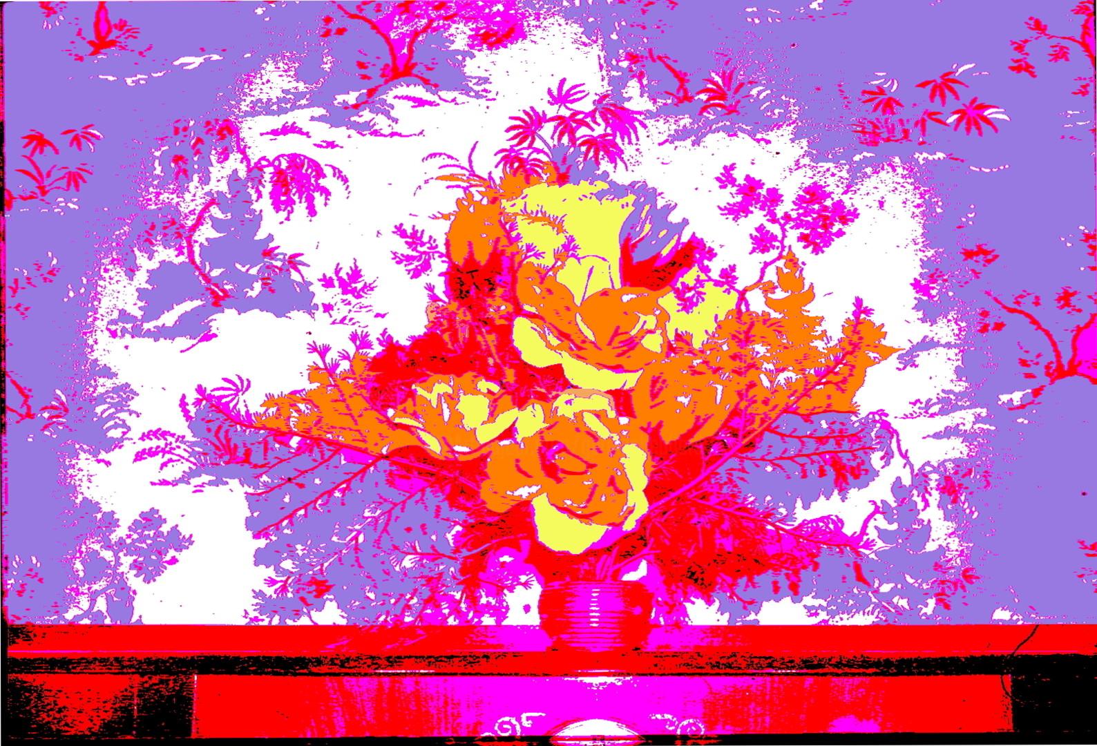 Gerald Shepherd - Artificial Flowers