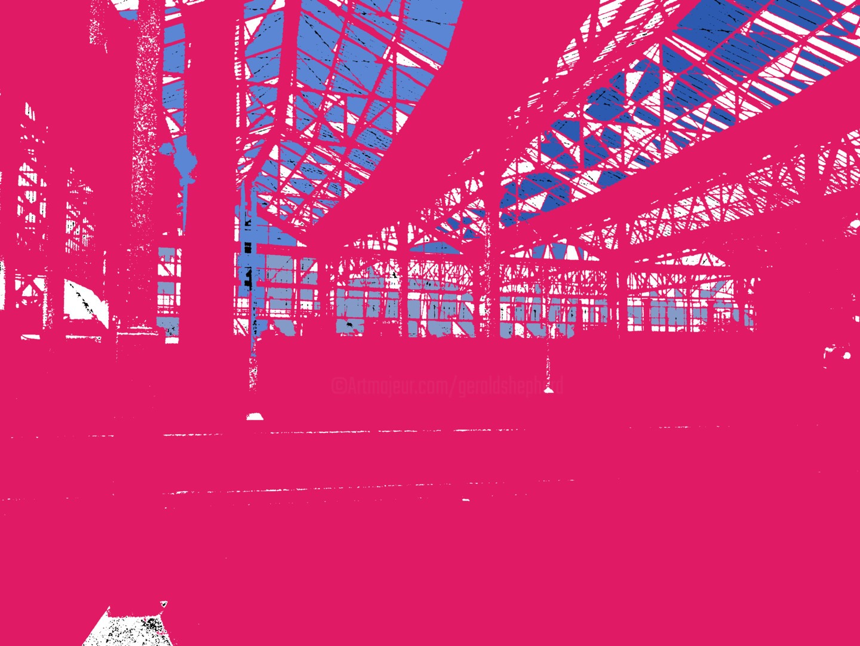Gerald Shepherd - Pink Architecture
