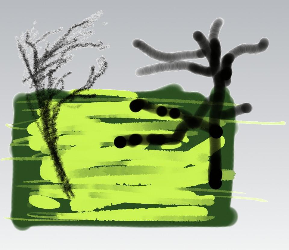 Gerald Shepherd - Two Trees