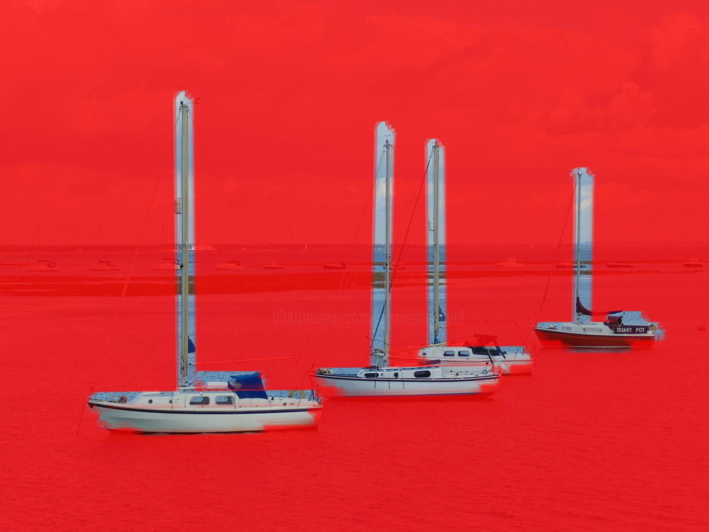 Gerald Shepherd - Red Sea Boats
