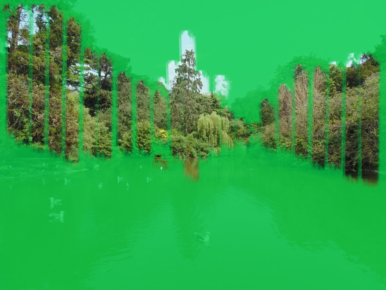 Gerald Shepherd - Green Emergence
