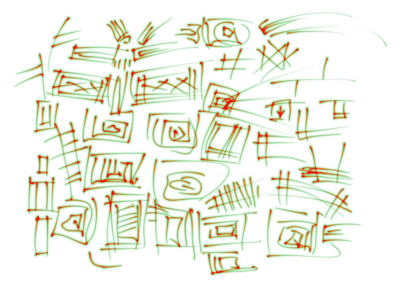 Gerald Shepherd - Geometric Grass
