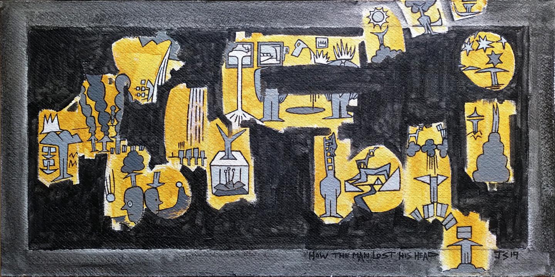 Gerald Shepherd - How The Man Lost His Head 2