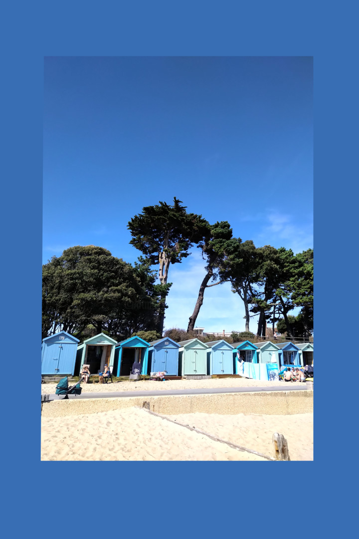 Gerald Shepherd - Lines At The Seaside
