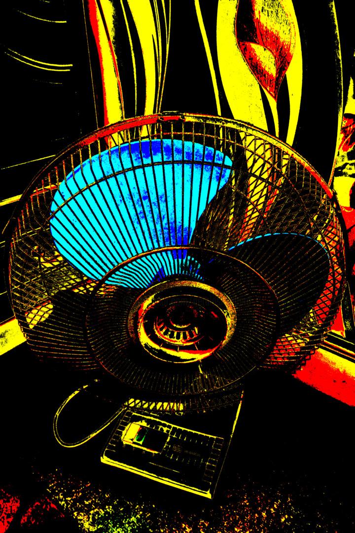 Gerald Shepherd - Electric Fan