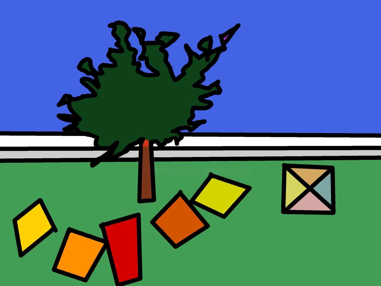 Gerald Shepherd - Bird In A Tree