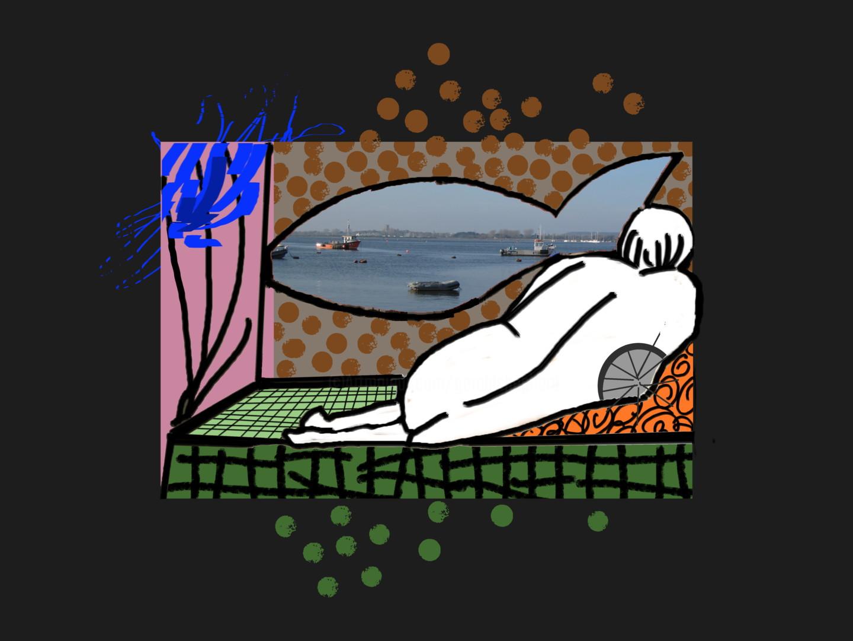 Gerald Shepherd - The Fish Window