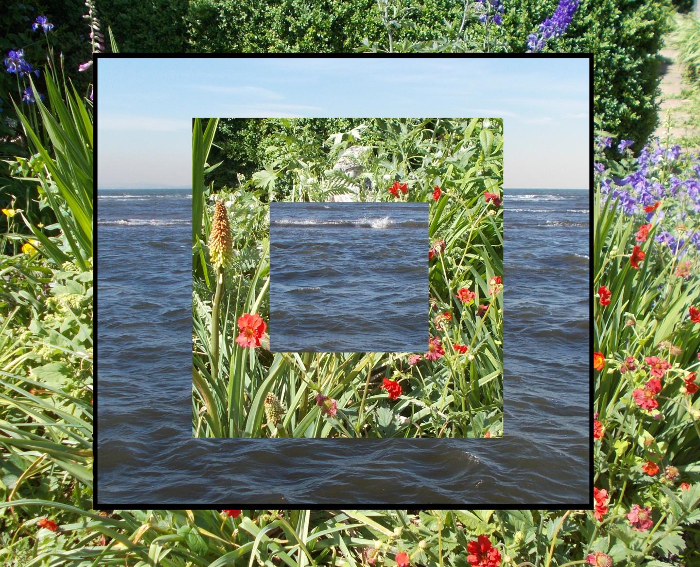 Gerald Shepherd - Sea In A Garden