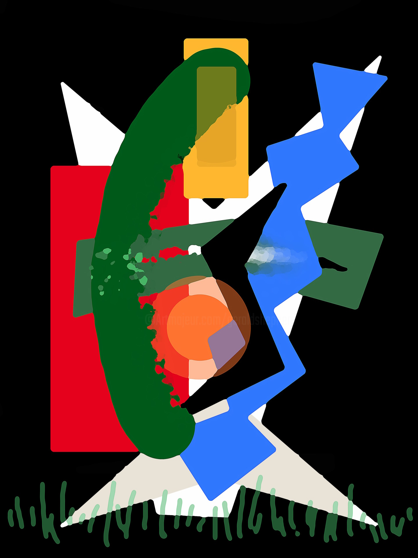 Gerald Shepherd - Playing With Poppy