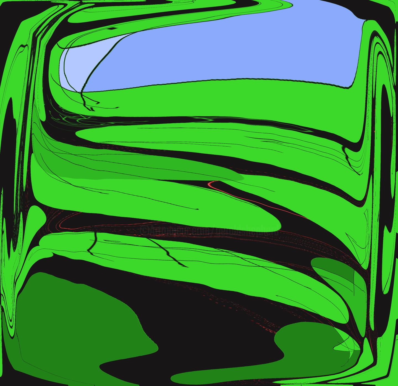Gerald Shepherd - Prototype Landscape