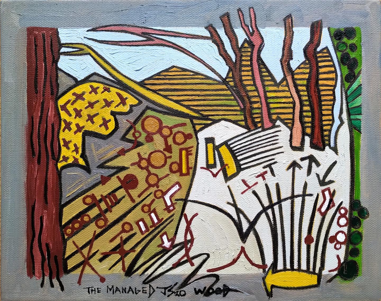 Gerald Shepherd - The Managed Wood