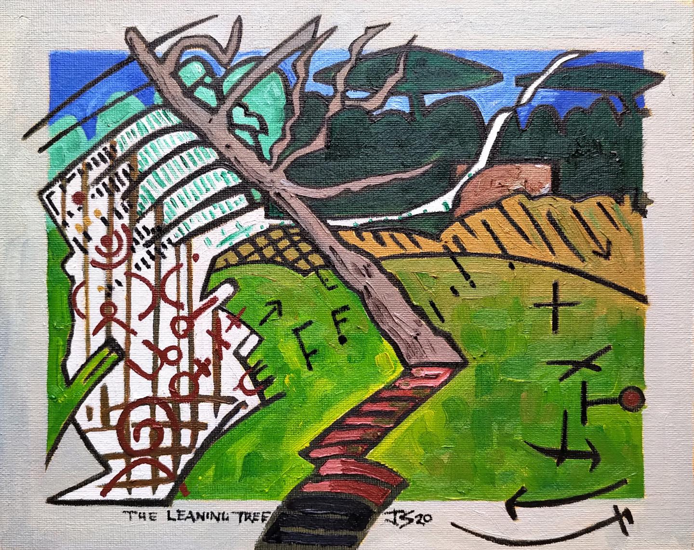 Gerald Shepherd - The Leaning Tree
