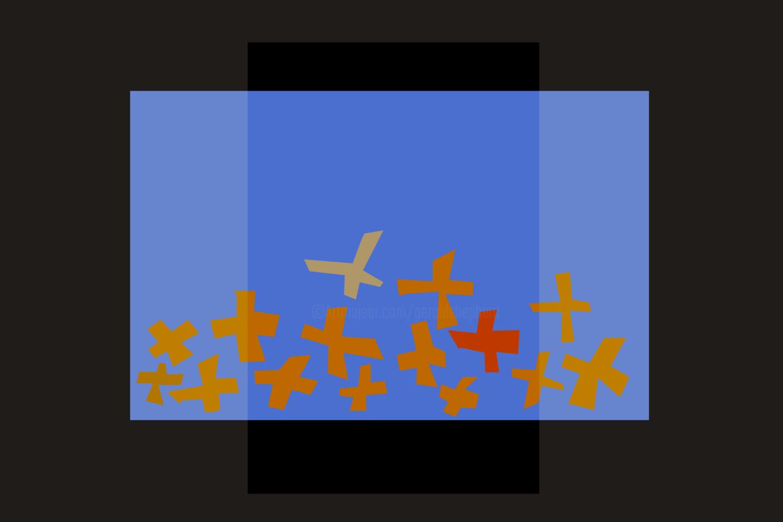 Gerald Shepherd - Sunken Crosses