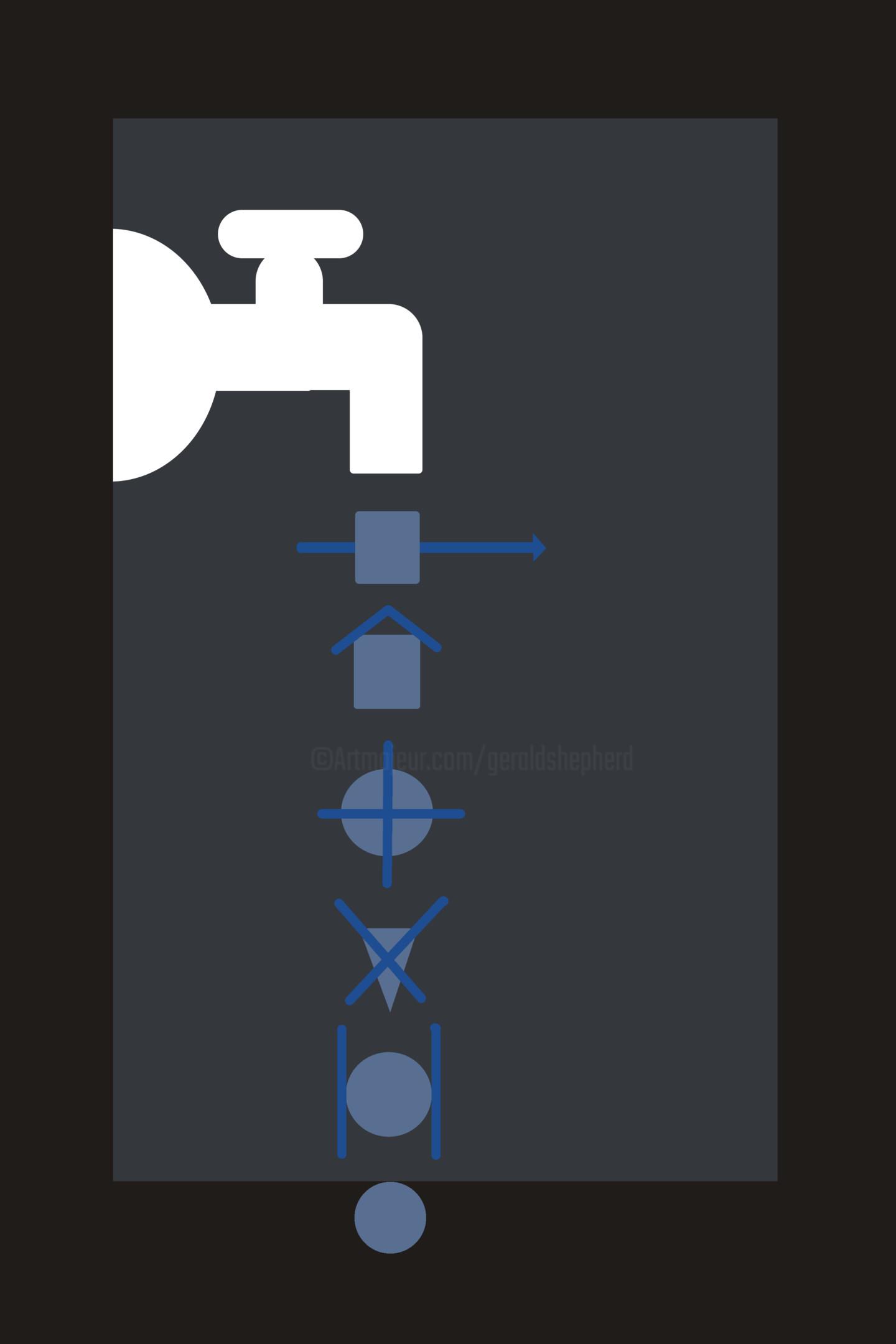 Gerald Shepherd - Dripping Tap