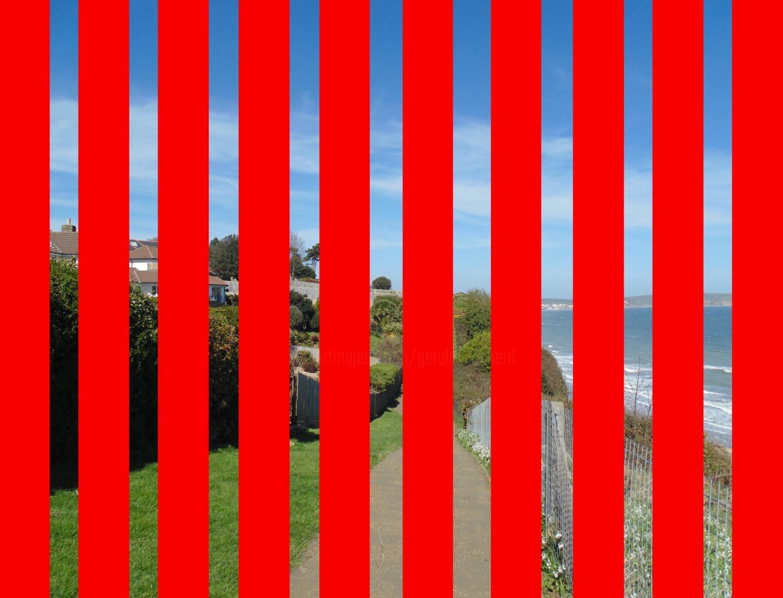 Gerald Shepherd - Divided Landscape
