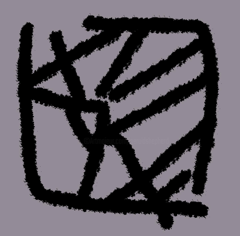 Gerald Shepherd - Random Lines Make A Shape