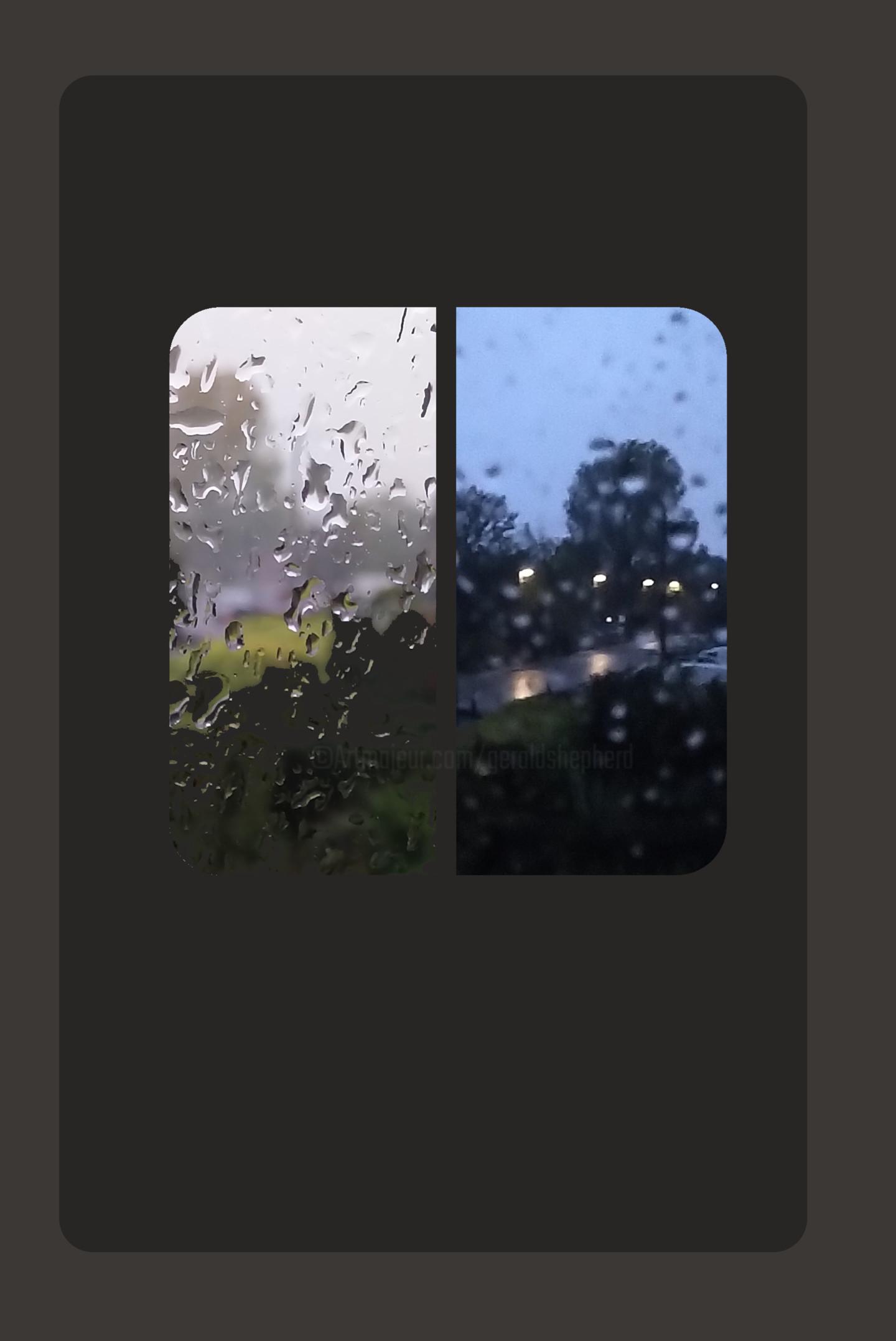 Gerald Shepherd - Wet Day And Night