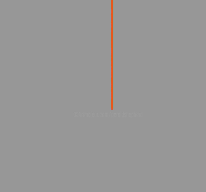 Gerald Shepherd - One Orange Line