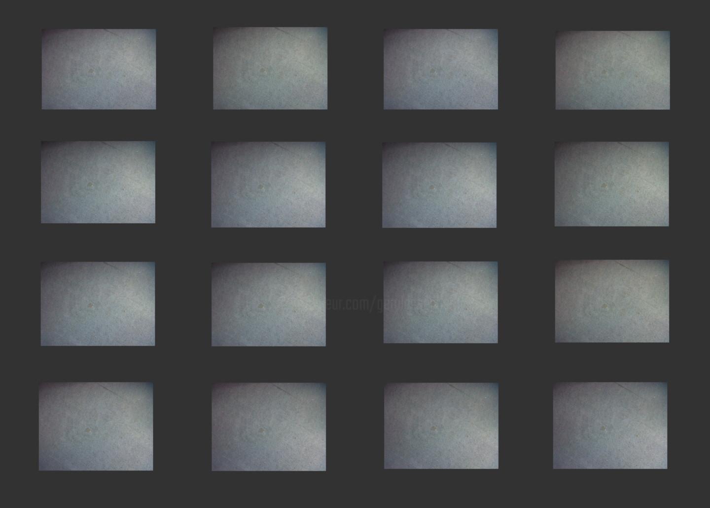 Gerald Shepherd - Sixteen Photographs Of The Same Patch Of Floor