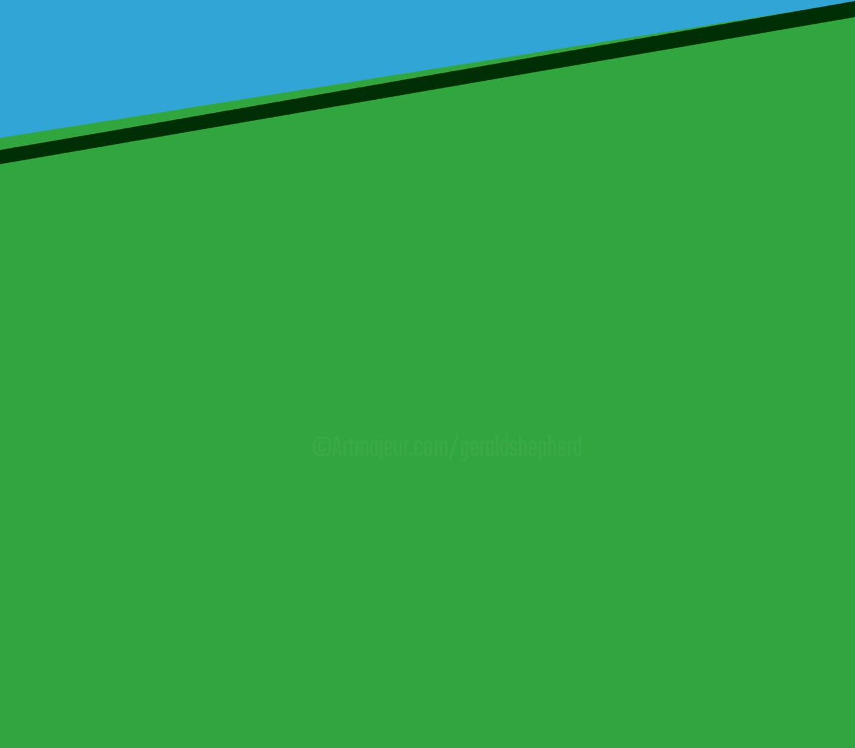 Gerald Shepherd - Tilted Horizon