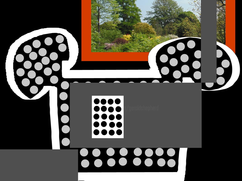 Gerald Shepherd - Figure On An Armchair
