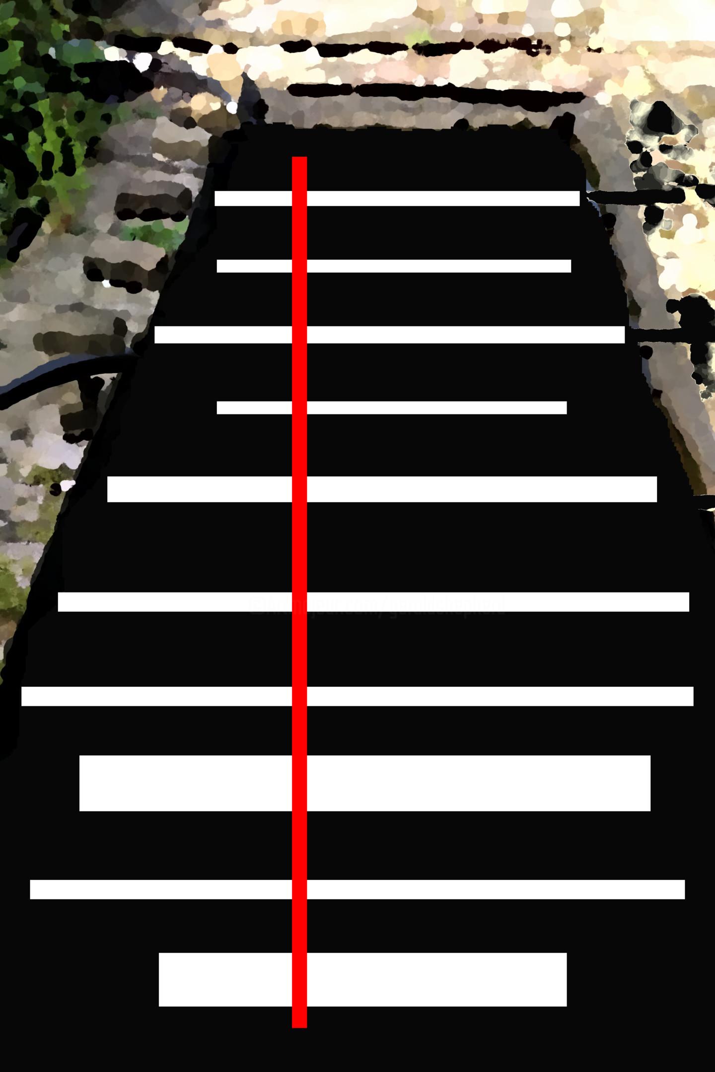 Gerald Shepherd - One Red Line Over Ten White Ones