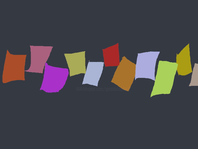 Gerald Shepherd - Colour Progression - Egyszerűsített Verzió