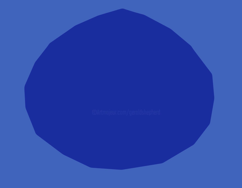 Gerald Shepherd - Blue On Blue